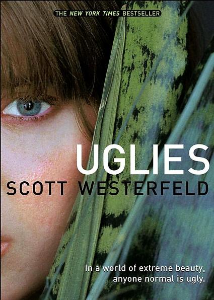 book cover of Uglies by Scott Westerfeld