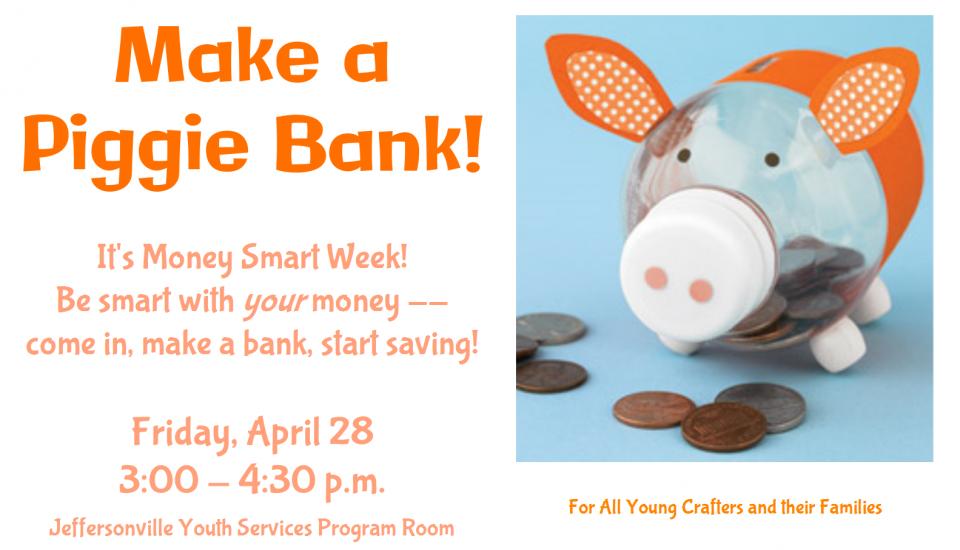 Make a Piggie Bank