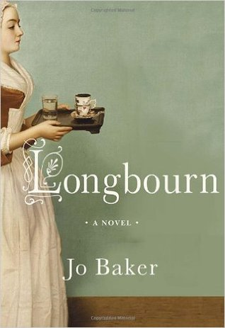 Cover of Longbourn by Jo Baker