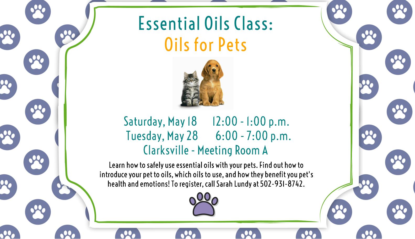 0528 Essential Oils