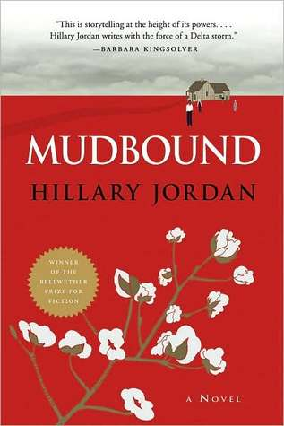 book cover of Mudbound by Hillary Jordan