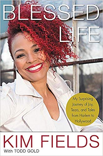 Cover of Blessed Life by Kim Fields