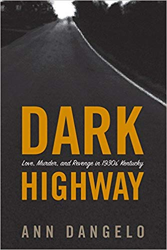 book cover of Dark Highway by Ann Dangelo