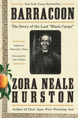 Cover of Barracoon by Zora Neale Hurston