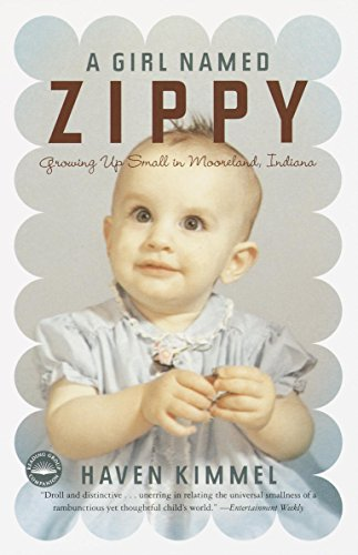 Cover of A Girl Named Zippy by Haven Kimmel