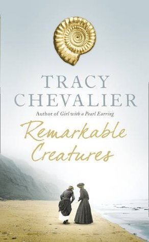 Cover of Remarkable Creatures by Tracy Chevalier