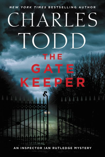books in the Inspector Ian Rutledge series by Charles Todd