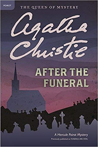 Cover of After The Funeral by Agatha Christie