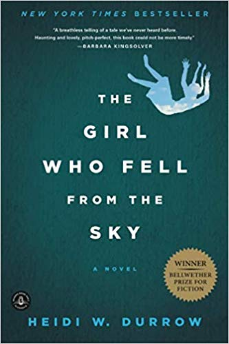 Cover of The Girl Who Fell From The Sky by Heidi Durrow
