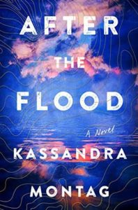 "Book cover of ""After the Flood"" by Kassandra Montag"
