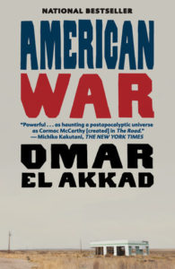 Book cover of American War by Omar El Akkad