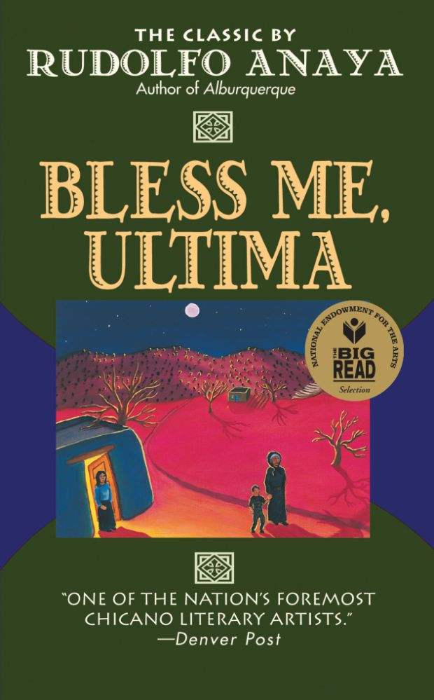 search for copies of Bless Me, Ultima by Rudolfo A. Anaya