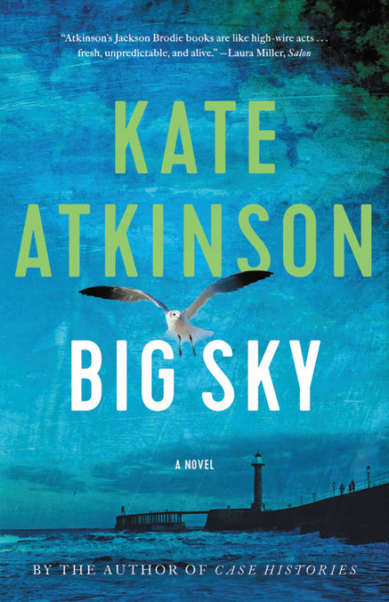 books in the Jackson Brodie series by Kate Atkinson