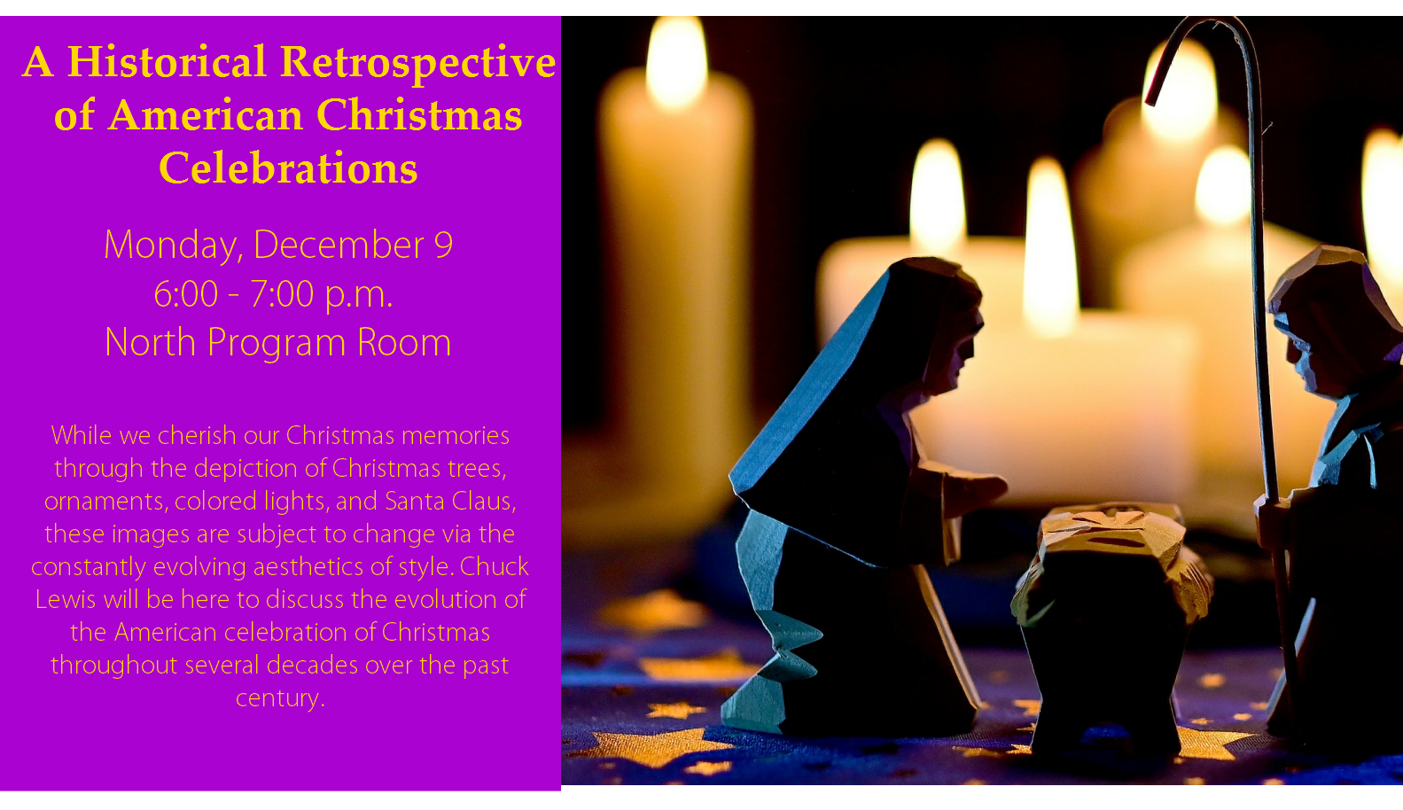 A Historical Retrospective of American Christmas Celebrations