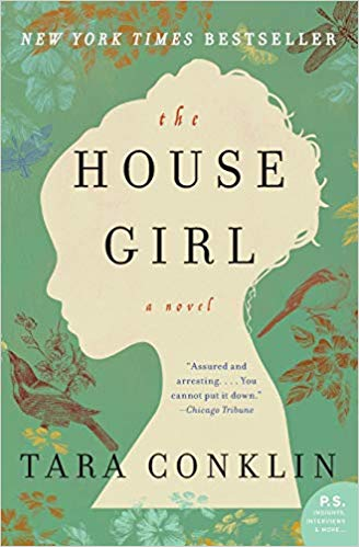 Cover of The House Girl by Tara Conklin