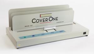 Cover One book repair machine