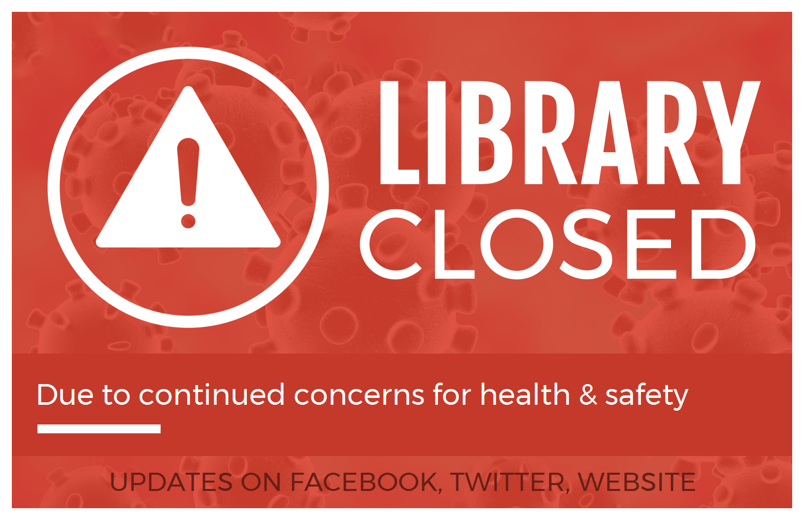 LibraryClosed