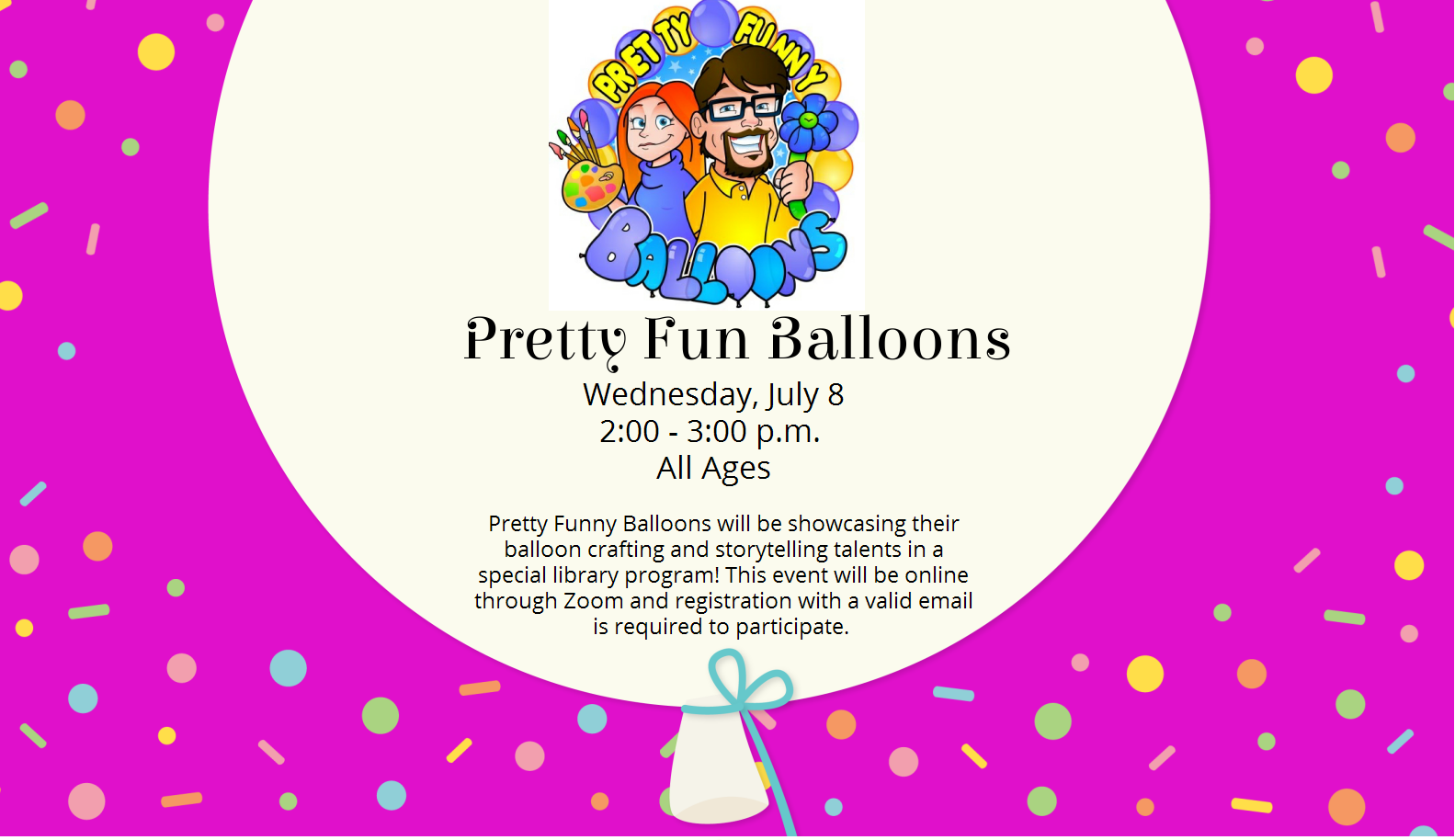 Pretty Funny Balloons
