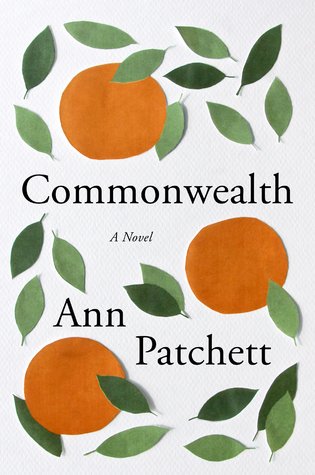 Cover of The Commonwealth by Ann Patchett