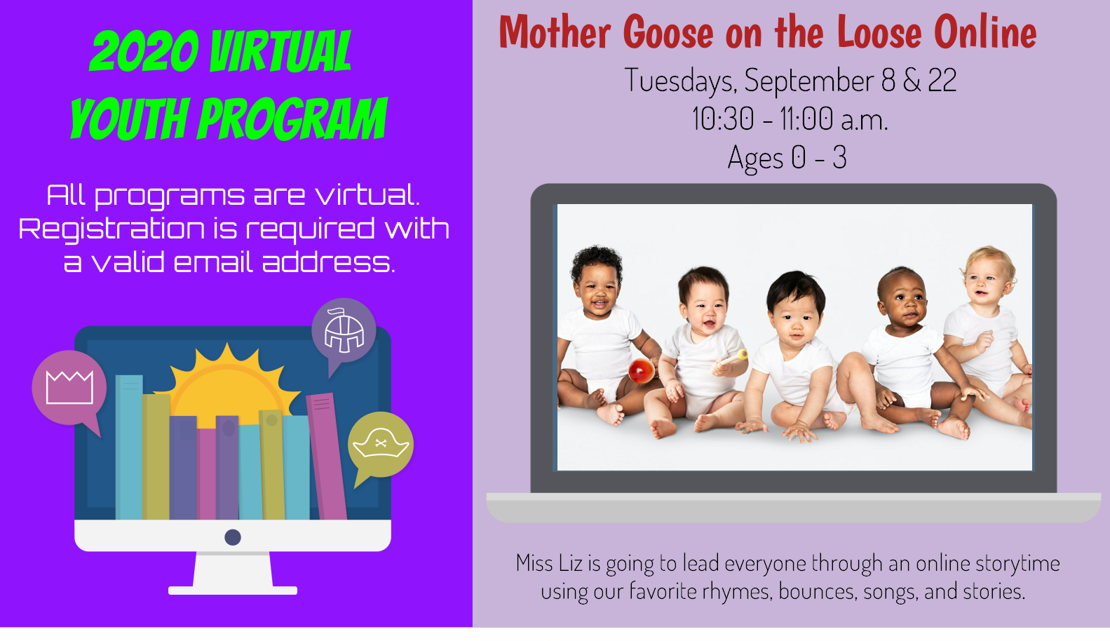 Mother Goose on the Loose Online