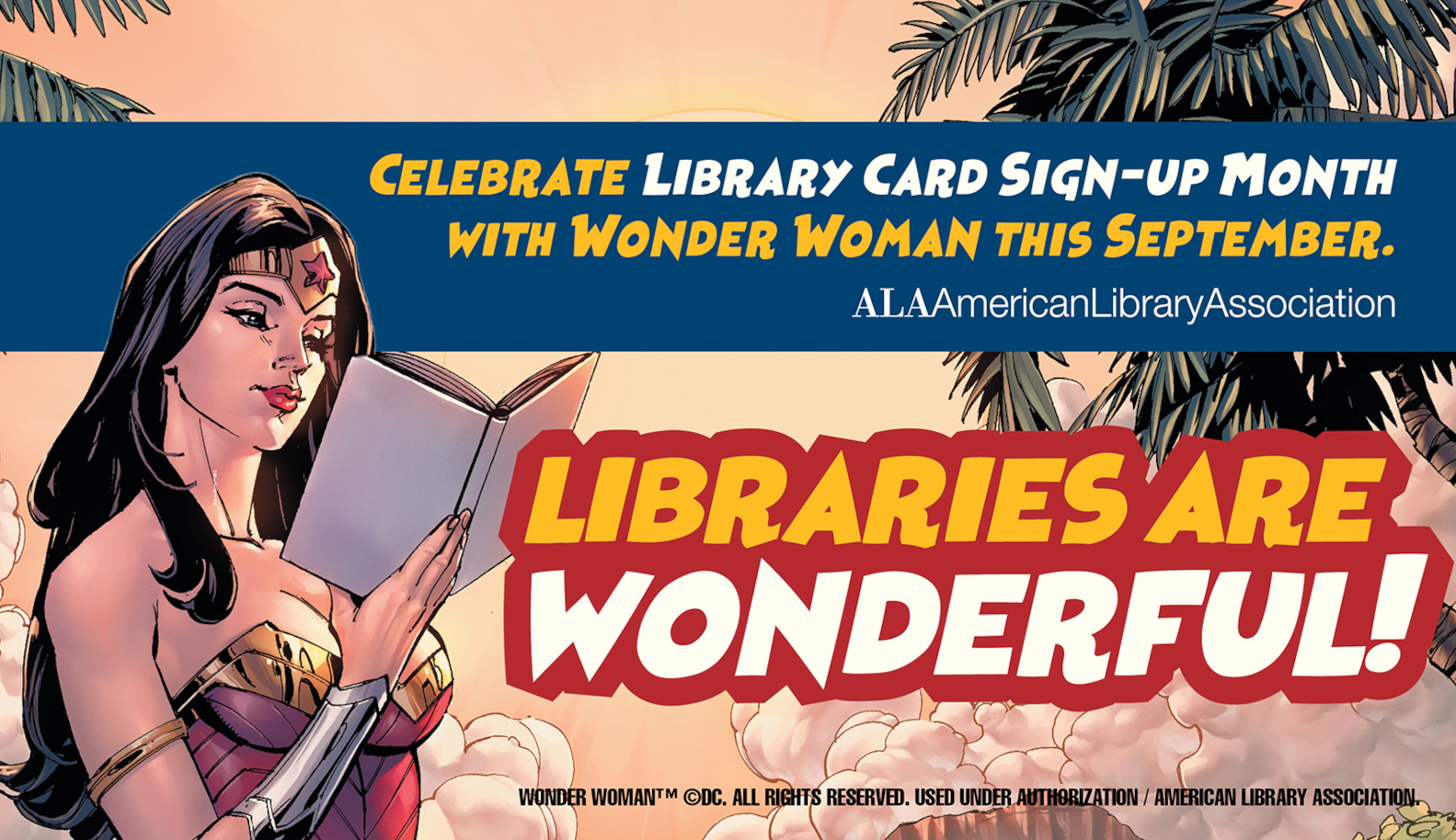 Library Card Sign-Up Month 2020