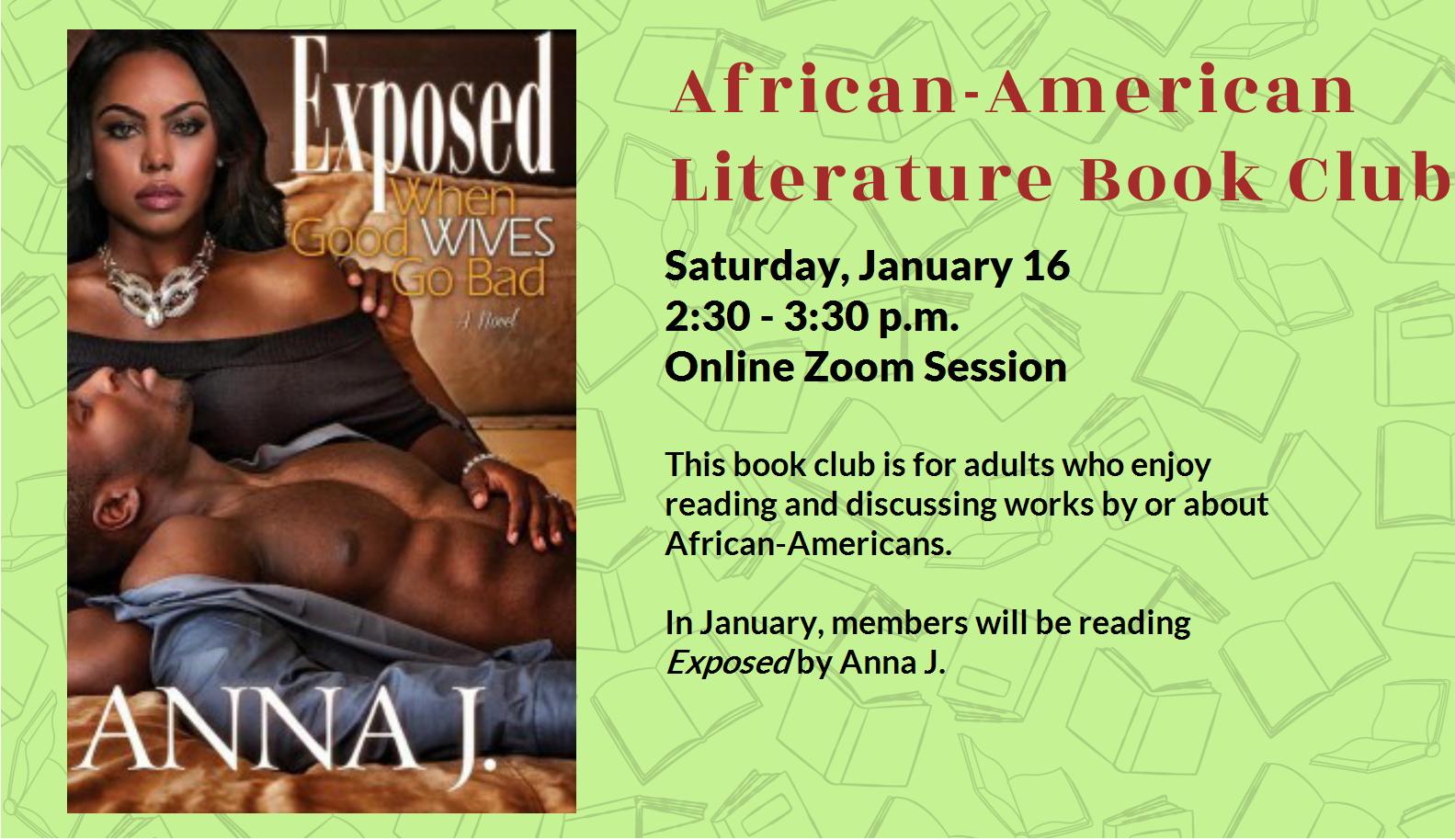 African-American Literature Book Club