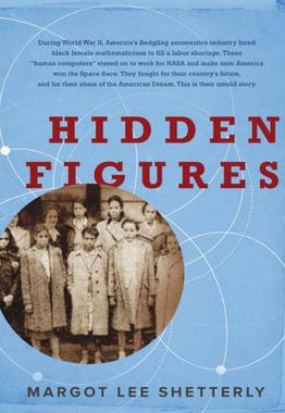 Cover of Hidden Figures by Margot Lee Shetterly