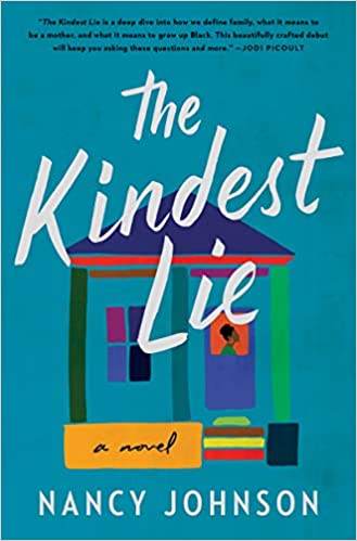 Cover of The Kindest Lie by Nancy Johnson