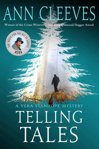 Cover of Telling Tales by Ann Cleeves